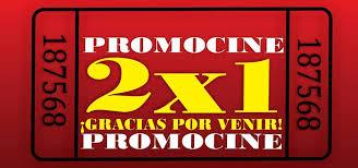 Promociones 2x1