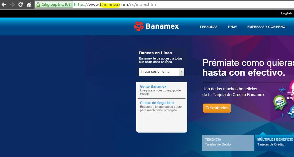 banamex real