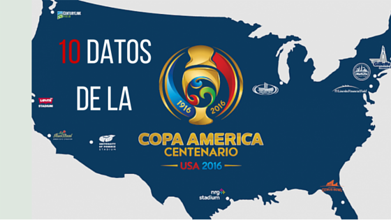 10 datos de la Copa América